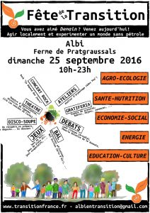 fête de latransition 2016